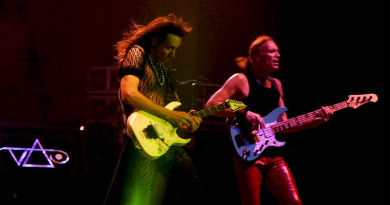 Guitar Lessons from Steve Vai