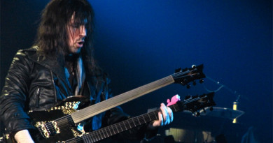 Ron Bumblefoot Thal Interview