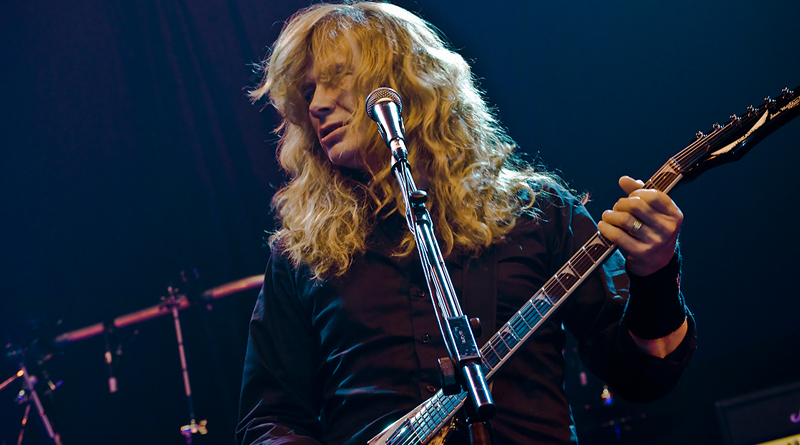 Dave Mustaine Spider Chords Lesson