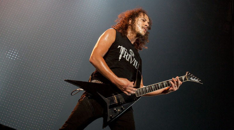 Top 10 Kickass Guitar Solos by Kirk Hammett