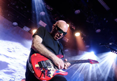 19 Immutable Quotes by Joe Satriani