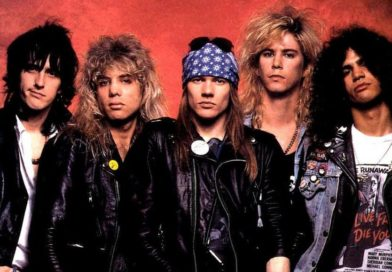 Guns N' Roses' Appetite for Destruction Turns 32